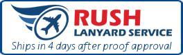 PV - Rush Lanyard Service