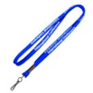 Custom Silk Screen Flexible Tubular Lanyards