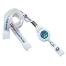 Custom Lanyard/Badge Reel Combo