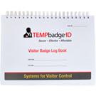 Visitor Badge Log Book 240 Badges