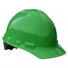 Granite Cap Style Hard Hat (Green, 4-Point Suspension)