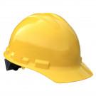 Granite Cap Style Hard Hat (Yellow, 4-Point Suspension)